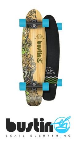 Bustin Surf Cruiser 29 longboard komplektas