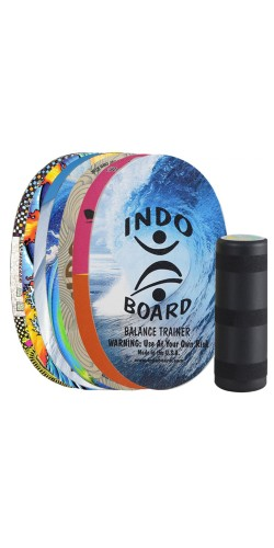 INDO Original Graphic balance board