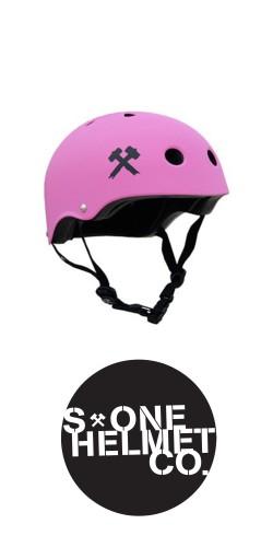 S-One Premium Helmet Hot Pink Matte šalmas