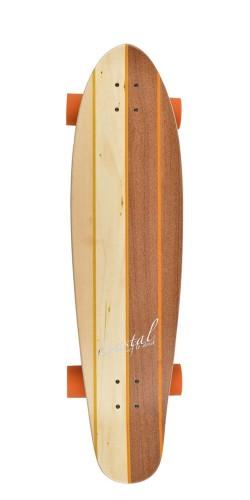 Koastal Two Face longboard komplektas