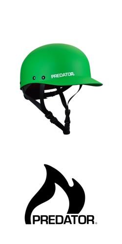 Predator Shiznit Green šalmas
