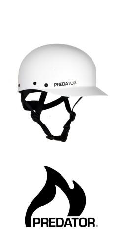 Predator Shiznit White šalmas